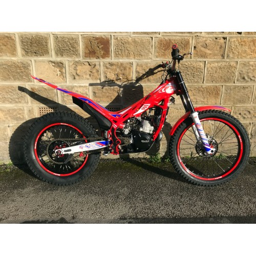 Used 2017 BETA Factory 300