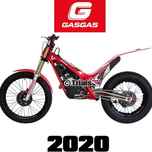 2020 Gas Gas TXT Racing Trials
