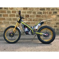 As New 2018 TRS 250 GOLD- OUR DEMO BIKE-HARDLY USED
