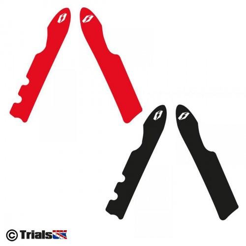 Jitsie GasGas Frame Boot Decal/Sticker - Red or Black 2009 - 2018