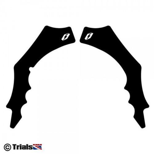 Jitsie Montesa 4RT Frame Boot Decal/Sticker - 2005 Onwards