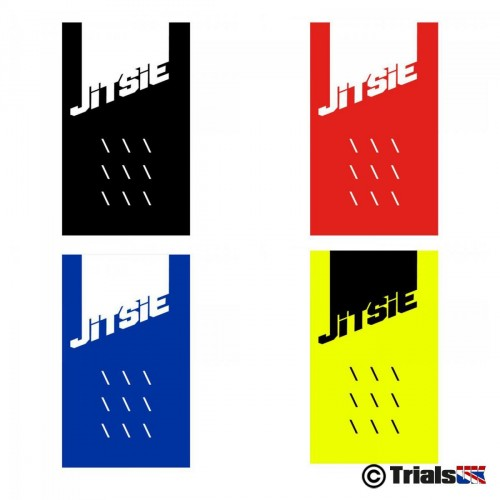 Jitsie Solid Neck Scarfe/Warmer - 4 Colour Ways - Black/Red/Blue/Yellow