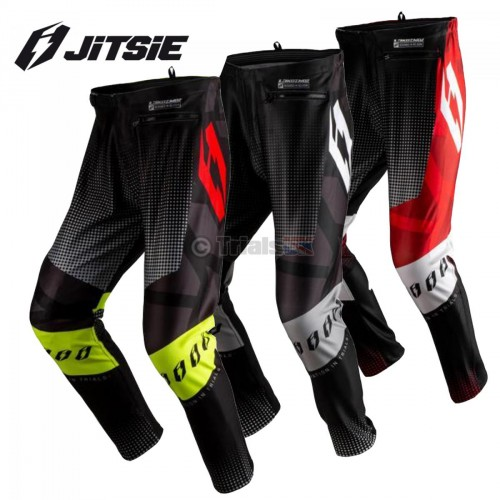 Jitsie 2019 Limited Edition WAVE Trials Riding Pant - In 2 Colour Ways
