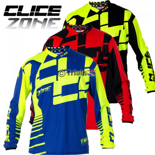Clice 2019 ZONE Pro Competition Trials Shirt