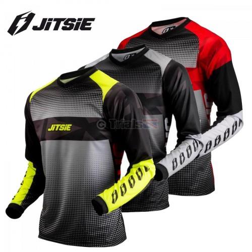 Jitsie Junior Limited Edition WAVE Trials Riding Shirt