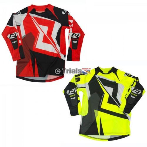 MOTS Rider 3 Junior Trials Riding Shirt - In 2 Colourways