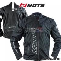 MOTS Stone4 Waterproof Trials Jacket with removable inner Fleece