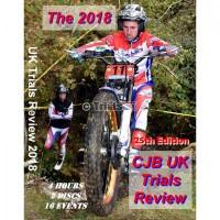 2018 UK Trials Review - 2 Disc DVD Set