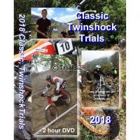 2018 UK Classic Twinshock Trials Review DVD