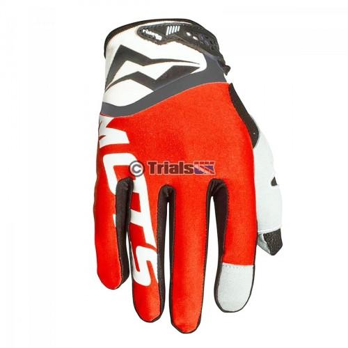 MOTS Rider 2 Junior Riding Gloves - Red