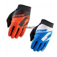 Jitsie Junior SOLID Trials Riding Glove - Available in 2 Colourways