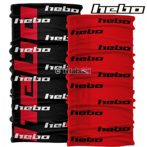 Hebo Neck Scarfe/Warmer/Headband - 2 Colourways