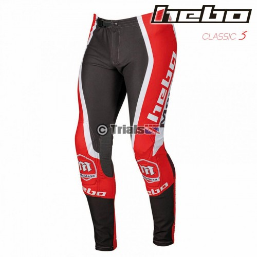 Hebo Official Montesa Classic 3 Trials Riding Pant