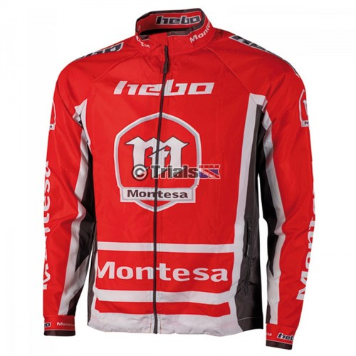 Hebo 2019 Official Montesa Classic III Riding Jacket