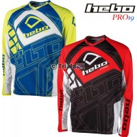 Hebo Junior PRO19 Trials Riding Shirt - In 2 Colourways