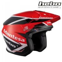 Hebo 2019 Official Zone 5 Montesa Classic III Trials Helmet With Visor