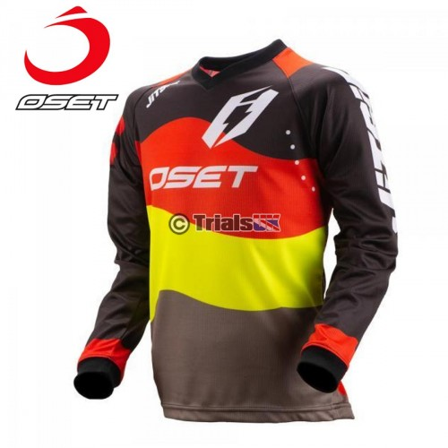 Oset-Jitsie Official Junior Trials Riding Shirt - Limited Edition