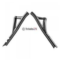 Jitsie GasGas Lower Frame Protectors - TXT Pro/Raga/Racing/Factory/GP - 2011 Onwards