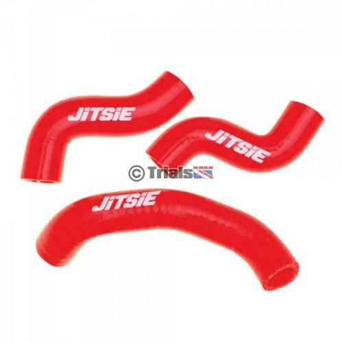 Jitsie Beta EVO Radiator Hoses - 2009 Onwards - In 2 Colours