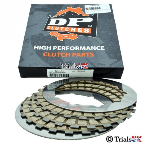 GasGas TXT DP Friction And Steels Clutch Pack - 2002 Onwards