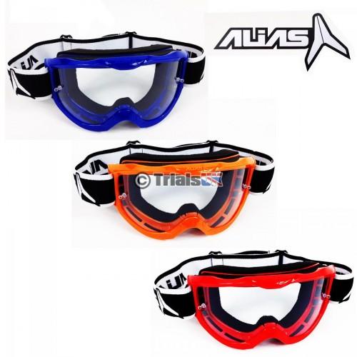 Alias Rival MX Goggles - In 3 Colours