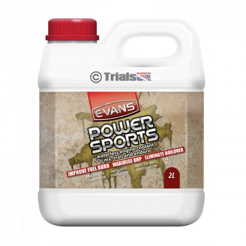 Evans Waterless Powersports Coolant-2 litre