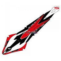 Jitsie Beta Evo Rear Mudguard Decal - 2019 Design