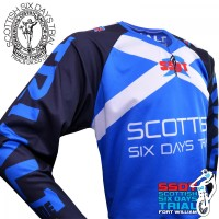 2019 SSDT -The Scottish Six Days Trial Competition Shirt