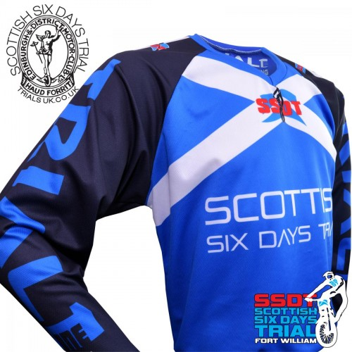 2019 SSDT -The Scottish Six Days Trial Competition Riding Shirt