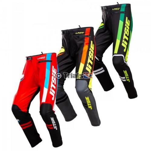 Jitsie LINEZ Trials Riding Pant - In 3 Colour Designs
