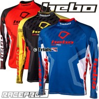 Hebo RACE PRO III Trials Riding Shirt - In 3 Colour Designs