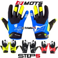 MOTS 2020 STEP5 Trials Riding Gloves - In 4 Colours