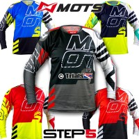 MOTS 2020 STEP5 Trials Riding Shirt - In 4 Colours