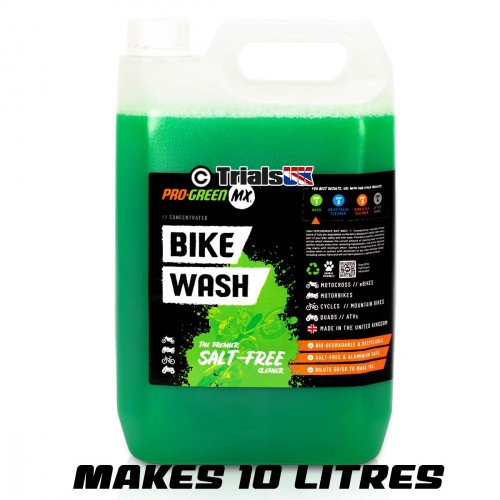 Pro Green Eco Bike Cleaner - Salt Free - 5L