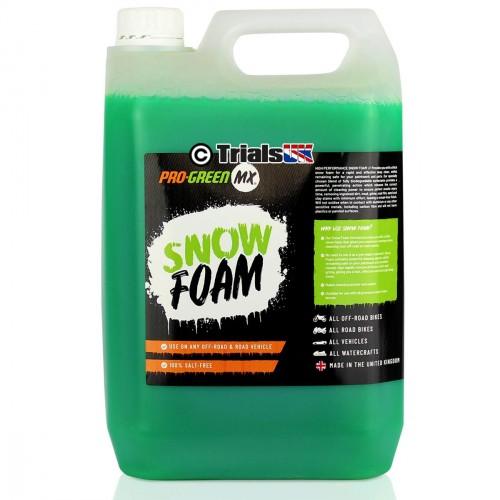 Pro Green Snow Foam Bike Cleaner - Salt Free - 5L