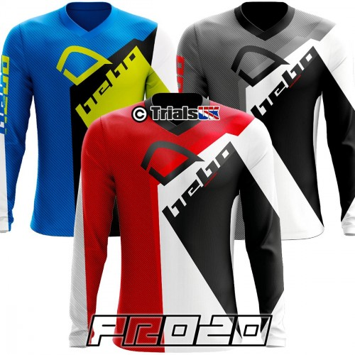 Hebo PRO20 Trials Riding Shirt - In 3 Colours