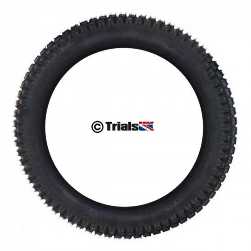 Jitsie 3E REBEL Trials Tyre - Front 16 x 2.5 - Oset/Vertigo/TRS