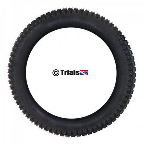 Jitsie 3E REBEL Trials Tyre - Rear 20 x 3.0 - Oset/Vertigo/TRS