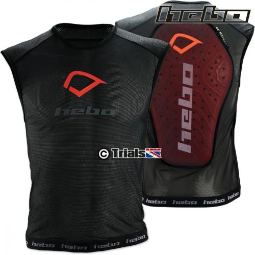 Hebo RACE DEFENDER PRO 2.0 Back Protector