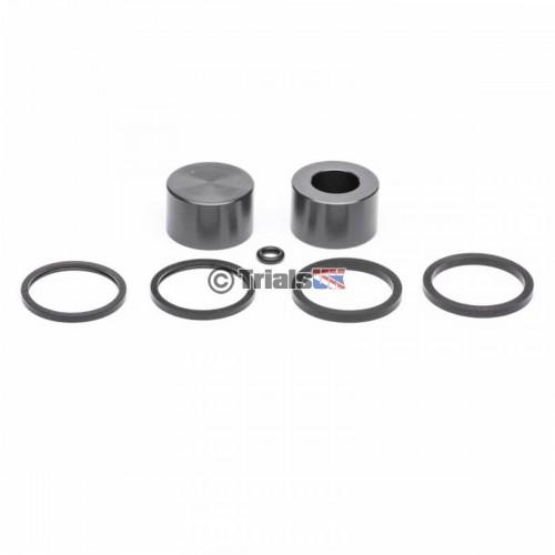 AJP/Braktec 2 Pot 25mm Rear Caliper Repair Kit - GasGas/Sherco/Montesa/TRS/Vertigo