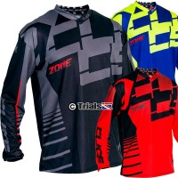 2020 Clice ZONE Trials Riding Shirt - In 3 Colours