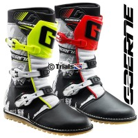 Gaerne 2020 TRIAL CLASSIC Trials Boot - RED or YELLOW