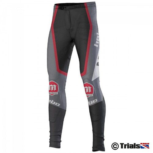 Hebo 2020 Official Montesa Classic 3 Trials Riding Pant - Limited Edition Grey