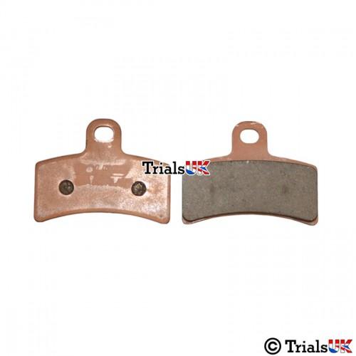 Apico/Goldfren Brake Pads - GasGas 1999-2003 - Hebo Caliper Type