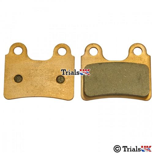 Apico/Goldfren Front Brake Pads - Beta/GasGas/Sherco/Montesa/TRS/Scorpa