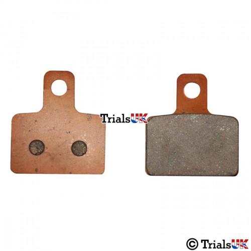 Apico/Goldfren Rear Brake Pads - GasGas/Sherco/Montesa/TRS/Scorpa/Vertigo