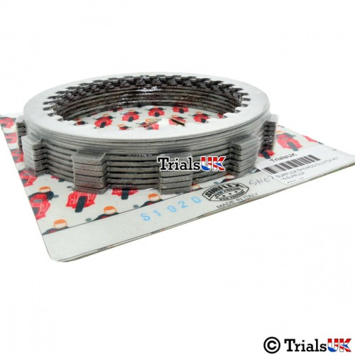 Sherco/Scorpa Surflex Clutch Pack - Friction Plates and Steels