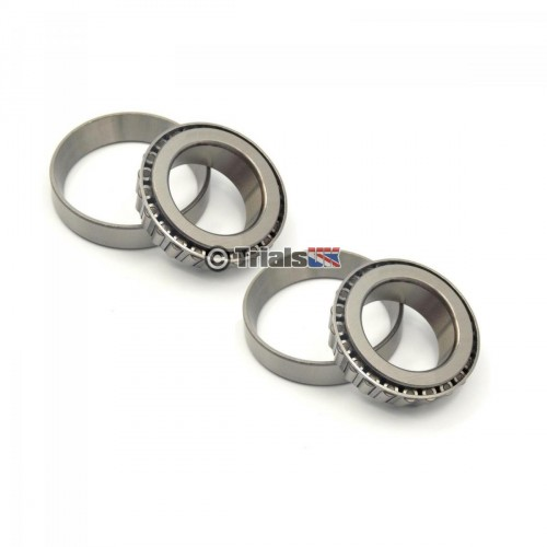Trials UK Steering Head Bearing Set - Beta/GasGas/Sherco/Vertigo