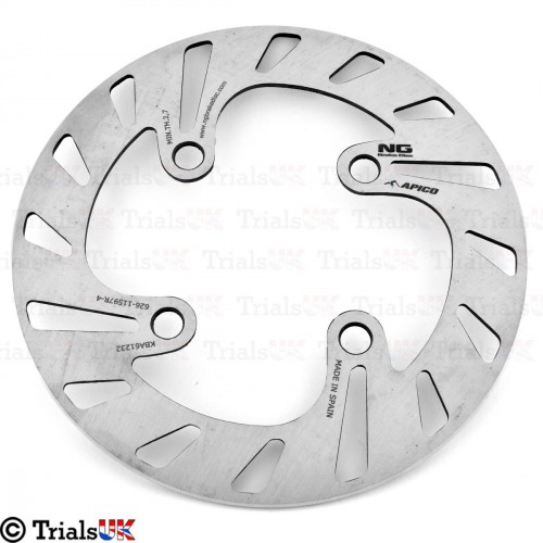 NG Front Brake Disc - Beta Evo 2T/Evo 4T/Evo Senior/Rev3/Rev4