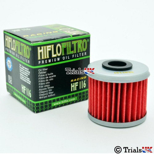 HiFlo Honda/Montesa 4RT Oil Filter